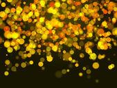 Orange jul bakgrund — Stockfoto