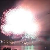 Firework — Foto Stock