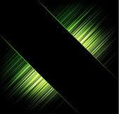 Abstraktní vektorové pozadí. paprsky světla — Stock vektor