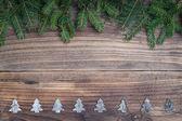 Christmas trees — Stockfoto