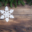 Snowflake — Stock Photo #33775353