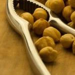 Hazelnuts — Stock Photo #27756407