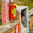 Fire extinguisher — Stock Photo #27759101
