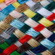 Stock Photo: Materials - Cotton