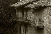 Ancient house — Stock Photo