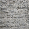 Stock Photo: White bricks