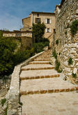 Tourrettes sur Loup — Stock Photo