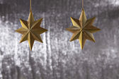 A group of Christmas star — Stock Photo
