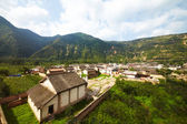 China outskirt view — Stock Photo