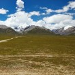 Stock Photo: Tibet mountain landscape