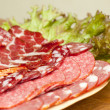 Deli meats — Stock Photo