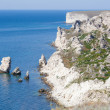Rocky cliffs, the Black Sea coast — Stock Photo #24068437