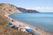 Meravigliosa spiaggia — Foto Stock