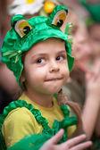 Little frog — Stock Photo