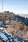 """High Castle"" in Lviv — Stock Photo"