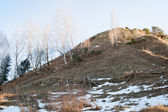 """Bald Mountain"" in Lviv — Foto Stock"