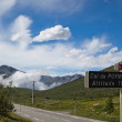 Col de Puymorens — Stock Photo