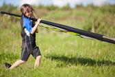 Windsurf — Stock fotografie