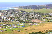 View of apollo bay in australia — Stock Photo