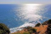 Horizont über dem Meer — Stockfoto