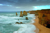 Beautiful view of the twelve apostles — Stock Photo