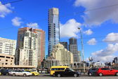 Melbourne Australia cityscape — Stock Photo