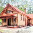 Old Australisettlers homestead — Stock Photo #40100481
