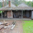 Old Australisettlers homestead — Stock Photo #40742517