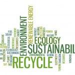 Recycle green environment concept vector — Stock Photo