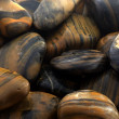 Polished stones — Stockfoto