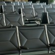 Airport waiting hall — Stockfoto