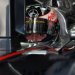 Stock Photo: Vodafone McLaren Mercedes MP4-22 - Fernando Alonso