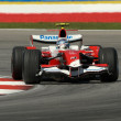 Panasonic Toyota Racing TF107 - Jarno Trulli — Stock Photo