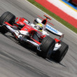 Stock Photo: Panasonic ToyotRacing TF107 - Ralf Schumacher
