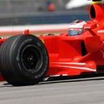Постер, плакат: Scuderia Ferrari Marlboro F2007 Kimi Raikkonen