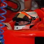Scuderia Ferrari Marlboro F2007 - Kimi Raikkonen — Stock Photo #31477739