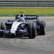 AT&T Williams FW29 - Alexander Wurz — Stock Photo
