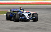 AT and T Williams FW29 - Nico Rosberg — Foto Stock