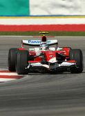 Panasonic Toyota Racing TF107 - Jarno Trulli — Stock Photo