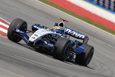 A e t williams fw29 - nico rosberg — Foto Stock