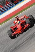 Scuderia Ferrari Marlboro F2007 - Felipe Massa — Stockfoto