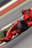 Scuderia Ferrari Marlboro F2007 - Kimi Raikkonen — Foto Stock