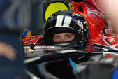 Scuderia Toro Rosso STR2 - Scott Speed American USA — Stock Photo