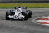 BMW Sauber F1 Team Nick Heidfeld — Stock Photo