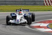BMW Sauber F1 Team Robert Kubica — Stock Photo