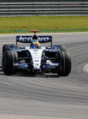 AT&T Williams FW29 - Nico Rosberg — Foto de Stock