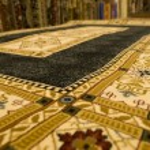 Persian carpets on display — Stock Photo #31482245