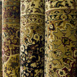 Persian carpets on display — Stock Photo