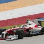 2009 Timo Glock at Malaysian F1 Grand Prix — Stock Photo #32082039