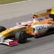 Stock Photo: 2009 Nelson Piquet Jr. at MalaysiF1 Grand Prix